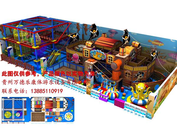 淘氣堡 兒童樂園300平方以上01