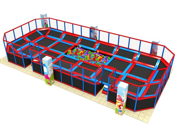 淘气堡 儿童乐园300平方以上02