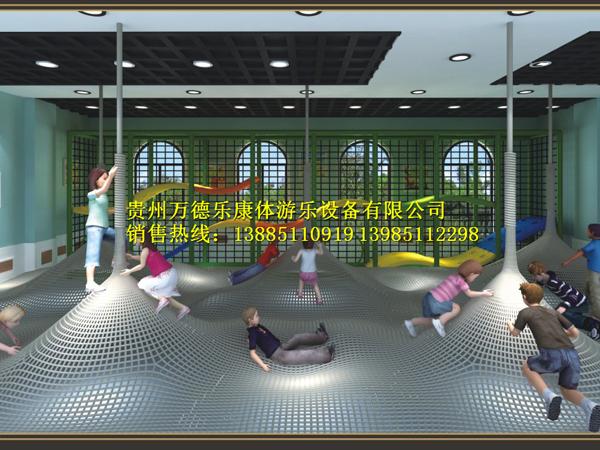 儿童探险拓展乐园31