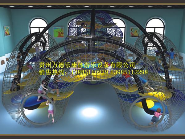 儿童探险拓展乐园32