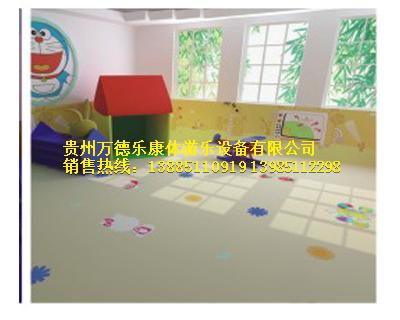 彩繪地板案例2