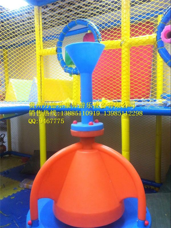 儿童乐园实物图