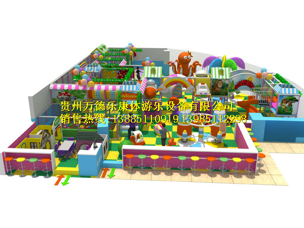 儿童乐园200-300平方02